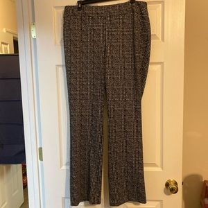New York and Company pull on pants never worn